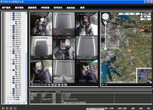 中国 车载/山西运城交通综合执法支队车载视频监控系统...